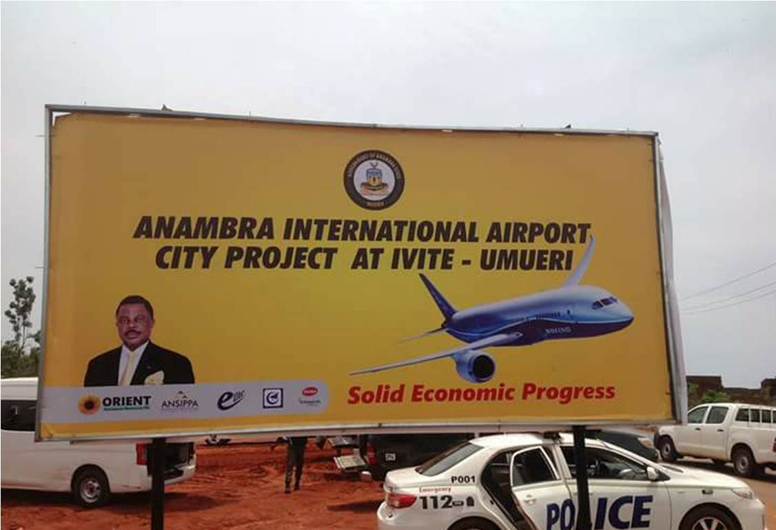 Despite 6 billion naira budget, work yet to commence at Anambra airport site