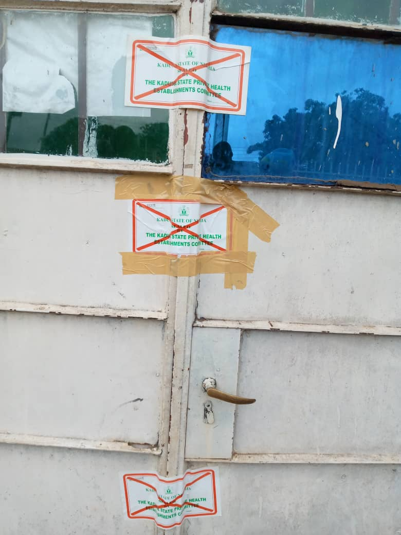IMG 20200824 WA0048 26b58605c9e61f61f5bb26d7c6c5c896 - Kaduna State Govt shuts down Islamic clinic operating without license