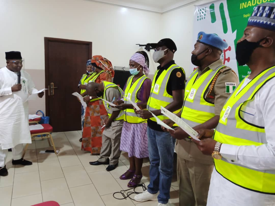 IMG 20200909 WA0074 370ab89f20451e53c736b5176b4810b3 - COVID-19: Group inaugurates Chapter Executive in Kaduna, promises to impact 10 million youths