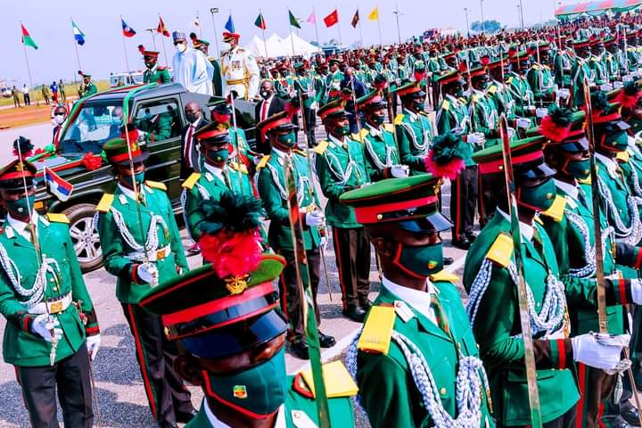 IMG 20201010 WA0032 5422f11dd0c2312ce27cae213f40e374 - Buhari charges Passing Out Cadets to remain committed, calls for Citizens' support to end crisis