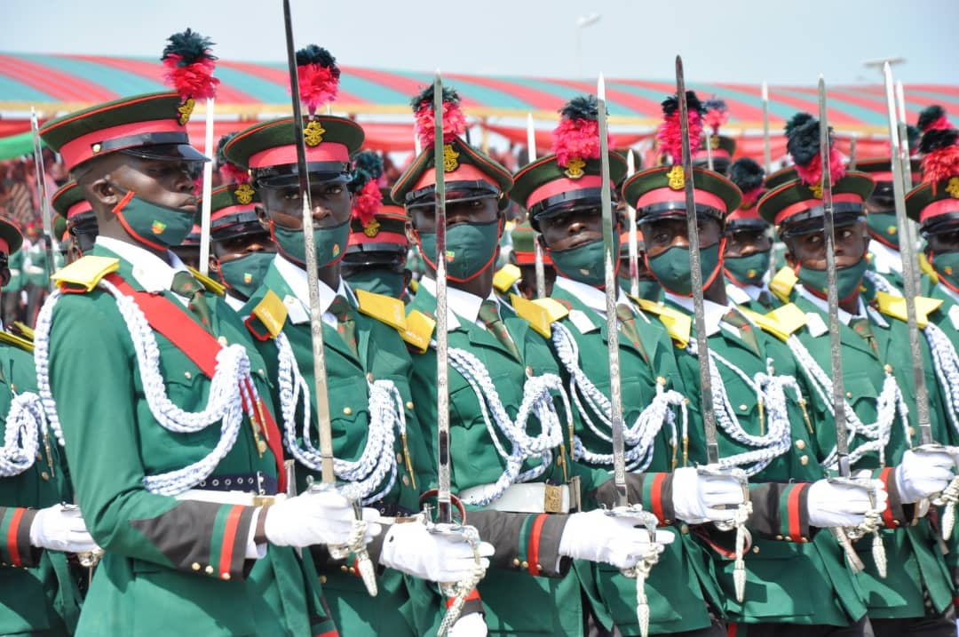 IMG 20201010 WA0034 51c0164f7673316096d6ea531ba1296a - Buhari charges Passing Out Cadets to remain committed, calls for Citizens' support to end crisis