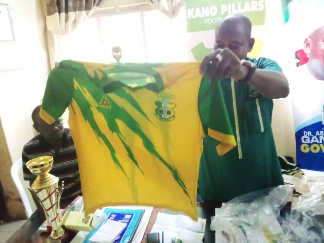 Kano Pillars announces new kit deal with Turkish manufacturing firm
