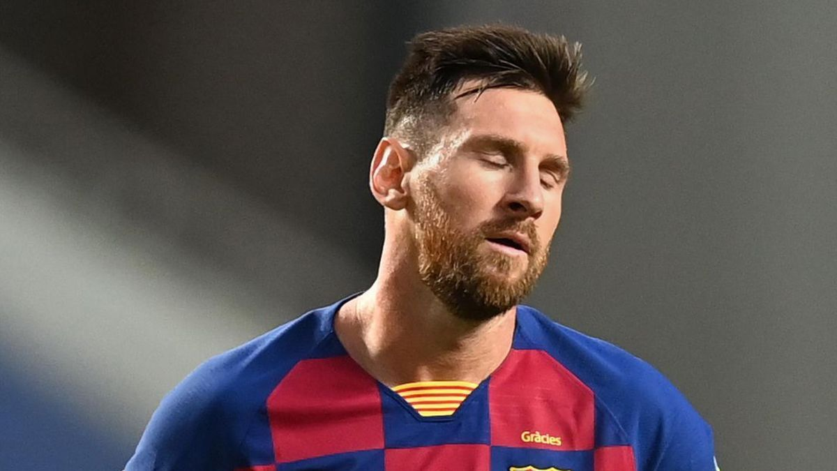 Mixed rections as Lionel Messi serves his 'Last Dance'