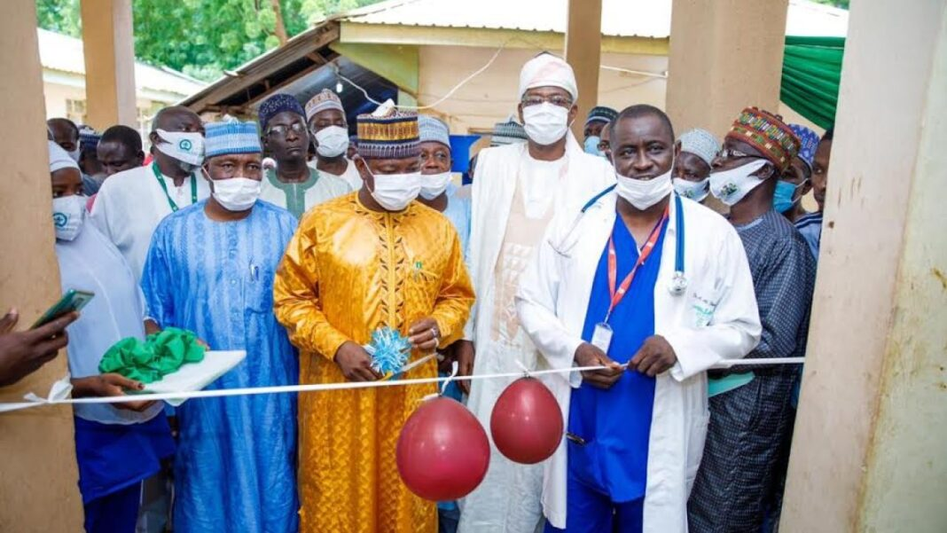 Kebbi Govt. commissions World Class Pediatric Facility
