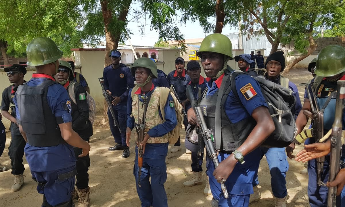 New NSCDC Kaduna Commandant rallies for support