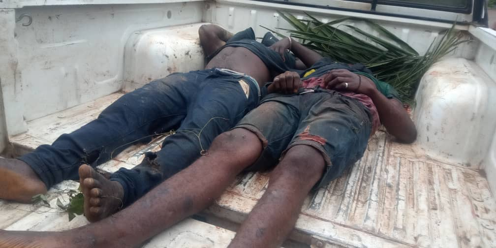kidnappers 1 - Police kill 2 kidnappers, arrest 3 others in Ebonyi State