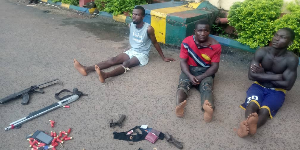 Police kill 2 kidnappers, arrest 3 others in Ebonyi State