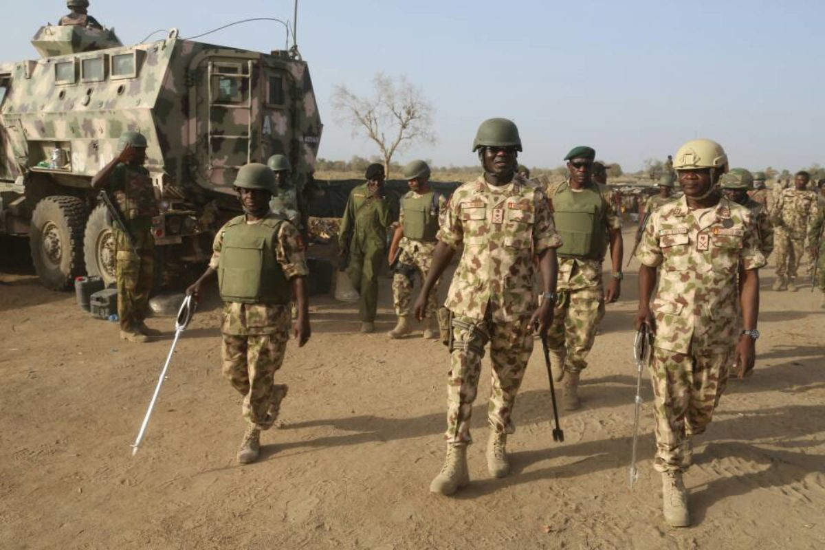Operation Sahel Sanity: Army rescues 10 kidnapped persons, 2 teens, others in Katsina